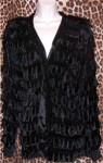 Paula Sweet Muslin Mink Jacket