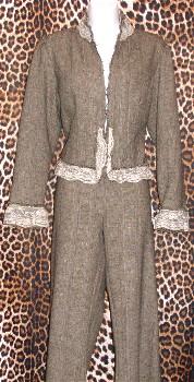 Gently Worn Zoe D Pant Suit