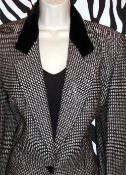 Vintage Blazer By Anne Klein