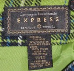 Vintage Express Mini Skirt
