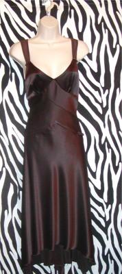 Vintage Jones New York Romantic Evening Dress