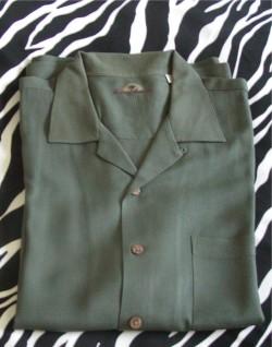 Vintage Tommy Bahama Silk Shirt