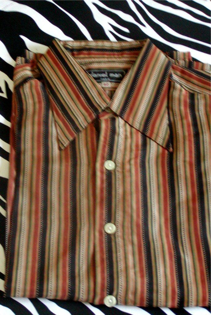 vintage daniel shirt mens s 187 vintage designer