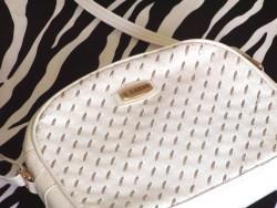 Vintage L Credi Shoulder Bag