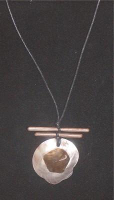 Estate Sea Shell Necklace