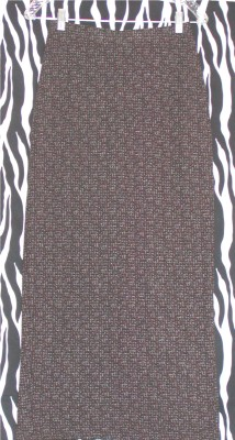 Faux Tweed Maxi Pencil Skirt