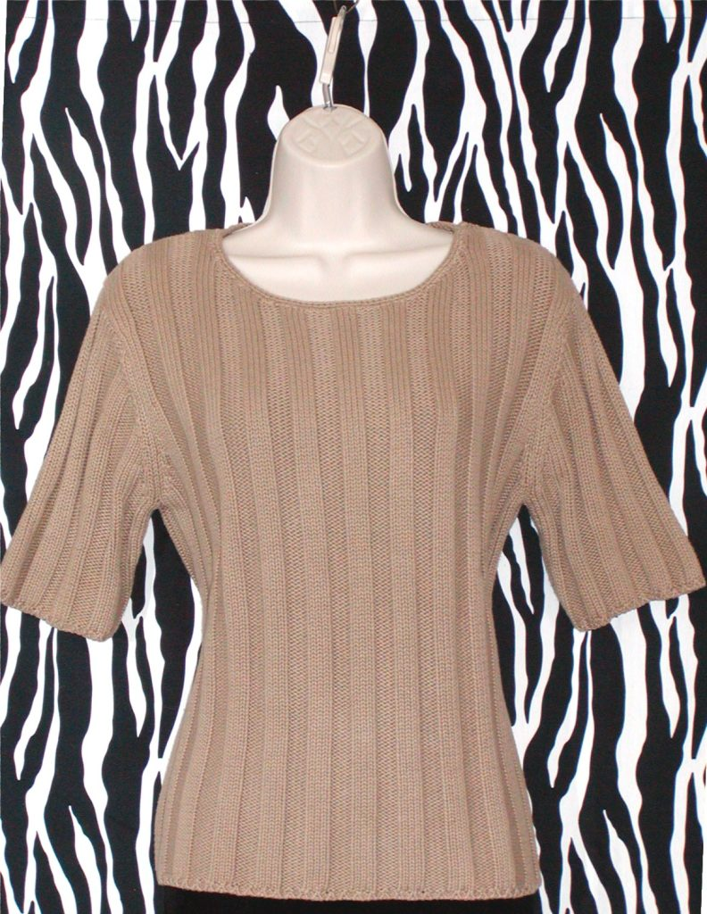 vintage camel cable knit pullover 187 vintage designer clothing